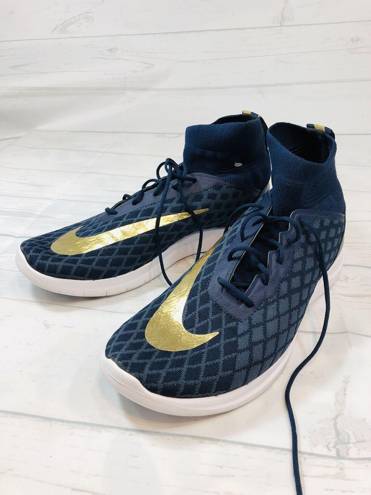 NEW Nike Free 4.0 Hypervenom 3 FC FK CR7 Men's Size 11.5 shoes 898029-400