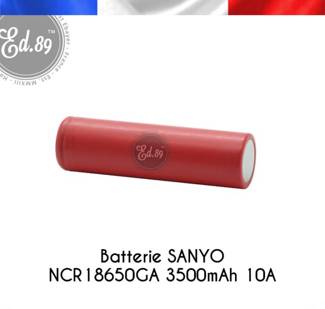 Battery SANYO NCR18650GA 3350mAh 10A