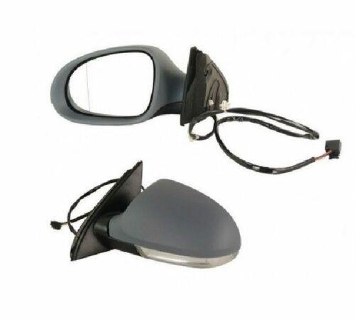 Außenspiegel Elektrisch mit Blinker Asphärisch Beheizbar Links VW Passat 05-10
