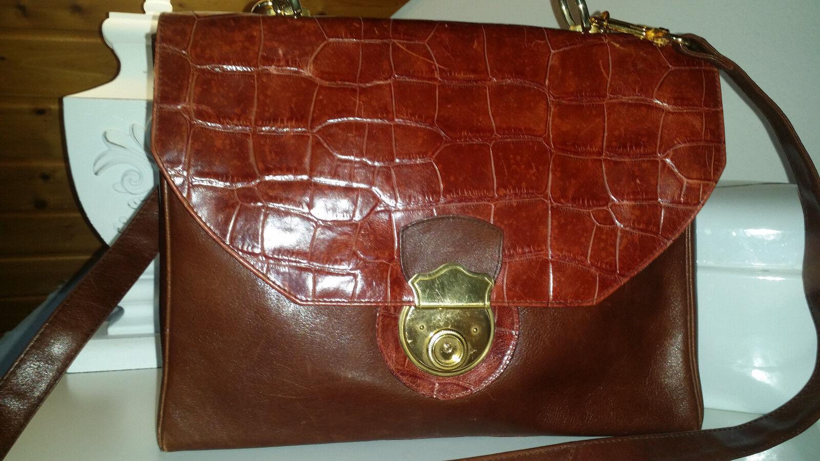 PICARD Aktentasche mit Schlüssen rotbraune Leder | Lebhaft  | Deutschland Online Shop  | Billiger als der Preis