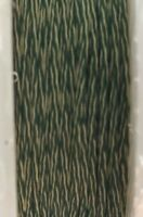 Gudebrod Butt Wind Rod Wrapping Braid 1/16 Dark Green/white 002/5896 50 Yd