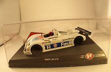 Ninco 50193 slot car BMW LM V12 Le Mans Fina Martini jamais joué en boite 1/32