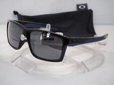 OAKLEY MAINLINK Polished Black navy / Black Iridium 9264-18 eBllW