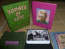 GEORGE MARTIN Genesis Publications DELUXE Summer Of Love Signed Book Beatles