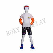 Egghead Boy Sport Mannequin Display Dress Form Mz Yd K02