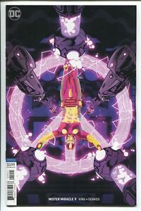 Mister-Miracle-9-Gerads-Variant-DC-Comic-1st-Print-2018-Unread-NM