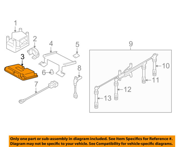 2000 volkswagen beetle gls 1 9 diesel engine computer module ecu ecm rh ebay com 1998 VW Beetle Engine Diagram 1972 VW Beetle Engine Diagram