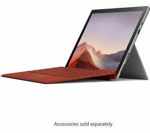 "MICROSOFT 12.3"" Surface Pro 7 - Intel® Core™ i5, 256 GB SSD, Platinum - Currys"