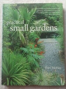 Practical Small Gardens Design Planting Patio Trellis Arches Pond