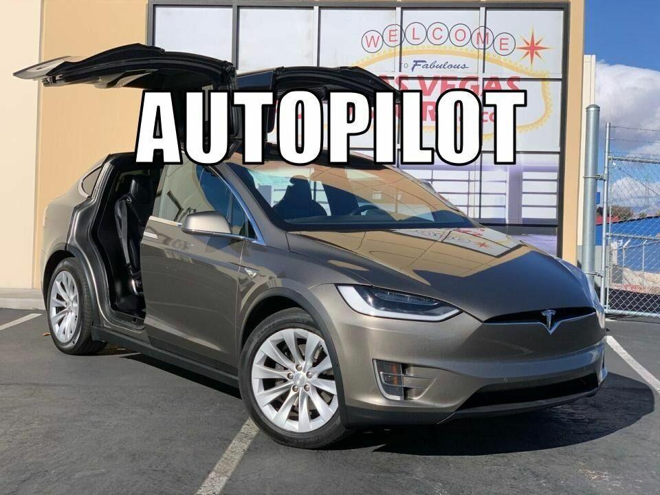 2016 Tesla Model X 90D AWD 4dr SUV