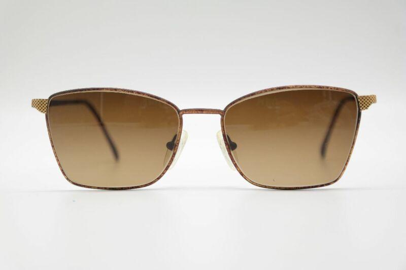 Gianfranco Ferre Gff 93 48[]18 Braun Oval Sonnenbrille Sunglasses Neu