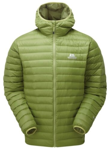 Mountain Equipment Kiwi Green Men's Arete Down Jacket Size Large Bnwt