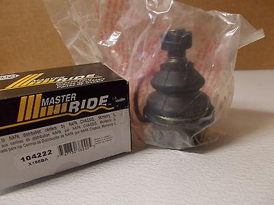 Napa Master Ride Tie Rod End 104222