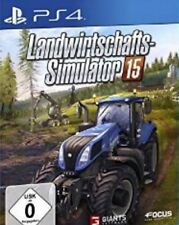 Playstation 4 Landwirtschafts Simulator 15  Deutsch Top Zustand