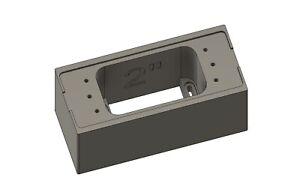 60º AD110 Amcrest video doorbell Mounting bracket wedge