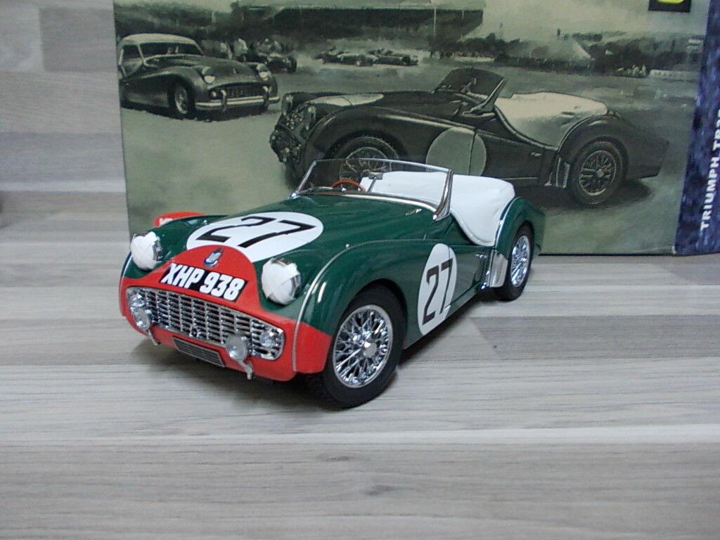 Kyosho 1 18 - Triumph TR3S  1959 LM  27