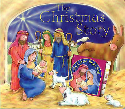 The Christmas Story (Candle Read & Play), David, Juliet, Very Good Book