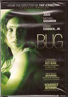 Bug Dvd Ashley Judd Harry Connick, Jr.brand