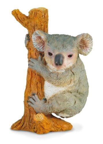 Koala Bear Climbing 8 cm Wild Animals Collecta 88356
