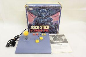ASCII-STICK-TURBO-JR-AS-7749-FC-Fighting-Controller-Boxed-Nintendo-Famicom-137