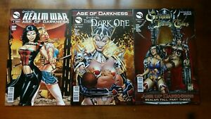 Grimm-fairy-tales-The-Dark-one-Giant-size-2014-Realm-war-age-of-darkness-1