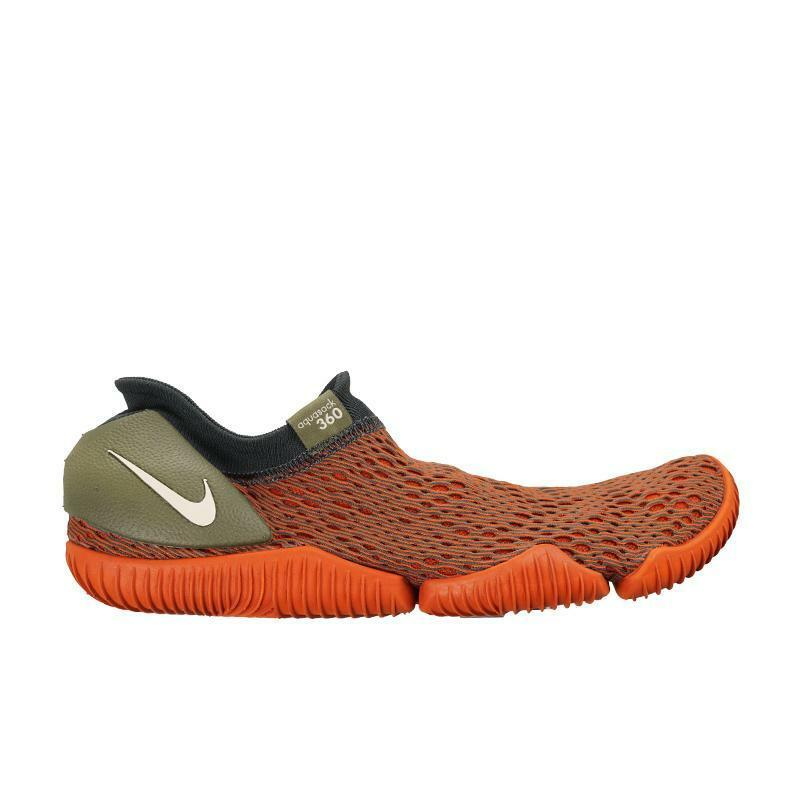 Nike aqua sock 360 uomini uomini 360 885105-003 antracite deserto mocassini 2018 69d151