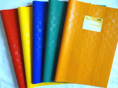 Heftumschläge Heftschoner DIN A4 10 Stück