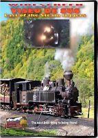 Viseu De Sus Last Of The Narrow Gauge Steam Loggers Highball Dvd-r Video