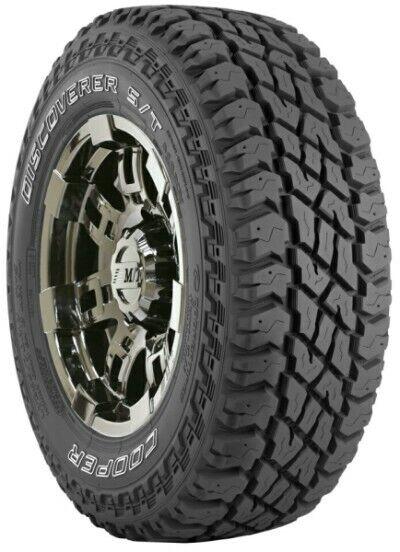 Neumáticos COOPER DISCOVERER ST MAXX OWL 285/70/Q 17 121 Verano