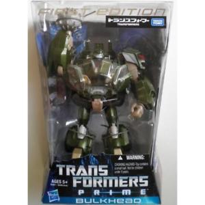 Transformers Prime First Edition Bulkhead Takara Edition MISB