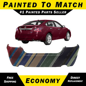 New Painted To Match Rear Bumper Cover For 2013 2014 2015 Nissan. Is Loading Newpaintedtomatchrearbumpercoverfor. Nissan. 2013 Nissan Altima Parts Diagram Certifit At Scoala.co