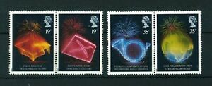 GB-1989-Anniversaries-full-set-of-stamps-Mint-Sg-1432-1435