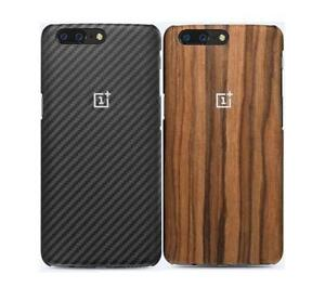 official photos 65227 4ac3c Details about 100% original OnePlus 5 Case Ebony Wood Protective Case For  Oneplus 5 OPO