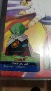 dragon-ball-lamincards-edibas-italia-serie-oro-n-77