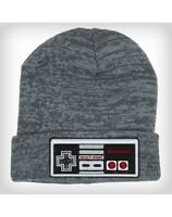Official Nintendo Nes Controller Beanie Winter Hat Men Women Knit Ski Cap Cool