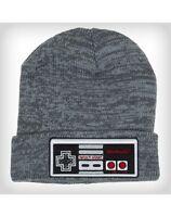 Official Nintendo Nes Controller Beanie Winter Hat Men Women Knit Ski Cap Cool