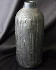 Vintage PUERTO RICAN POTTERY Bottle Vase Hal Lasky