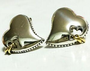Scott-Kay-8g-Sterling-Silver-Hearts-14k-Rings-Earrings-Women-Lady-Gift-NWT-SALE