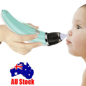 Baby-Nasal-Aspirator-Nose-Cleaner-Snot-Sucker-Electric-Safe-Hygienic-For-baby