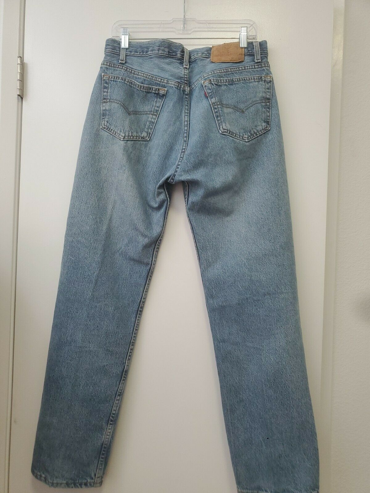 Vintage 501 Levis 34x32 Made In USA - image 5