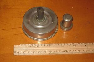 ANTIQUE VINTAGE METAL Burner CHAFING?