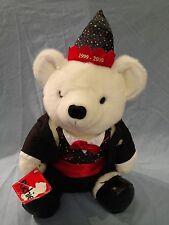 "1999-2000 Rich's Store Christmas Vintage 18"" Richie Plush Teddy Bear"
