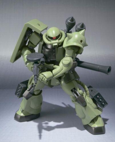 Action- & Spielfiguren Robot Spirits Seite Ms Gundam Zaku II Acrion Figur Bandai Tamashii Nationen