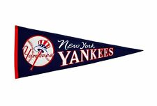 MLB Baseball NEW YORK NY YANKEES Banner großer Wimpel Pennant heritage Wolle