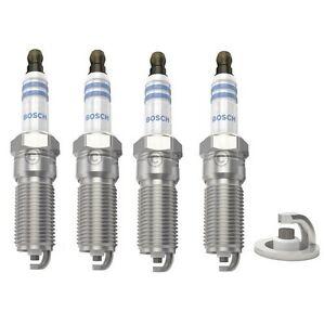 Bujias-X-4-Bosch-se-ajusta-Ford-Focus-1-4-1-6-1-8-2-0-16v-DAW-DBW-DFW-Dnw