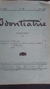 Revista-Mensual-Odontiatrie-N-48-5EME-Annee-1928-ABE