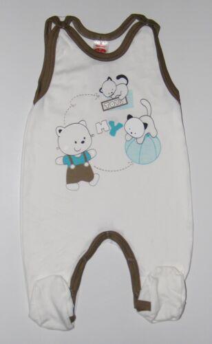 Baby Strampler in creme Gr 62 Baby Erstausstattung Babystrampler Mädchen Junge