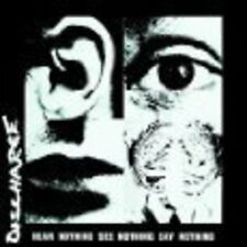 Discharge - Hear Nothing See Nothing [New Vinyl]