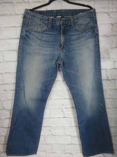 Droite Brand Jambe Droite 32 Jeans Entrejambe Lucky Gene Hommes Taille Montesano 8P7nFxdq