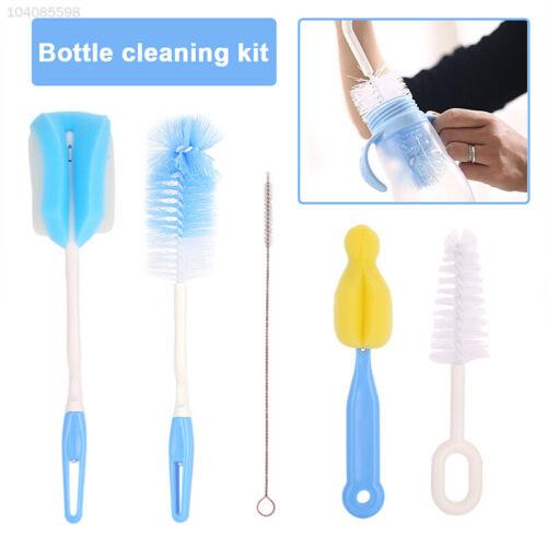 Satz Nippel Waschen Für Reiniger Fütterung 8870 Babyflaschenbürste  5 Stück